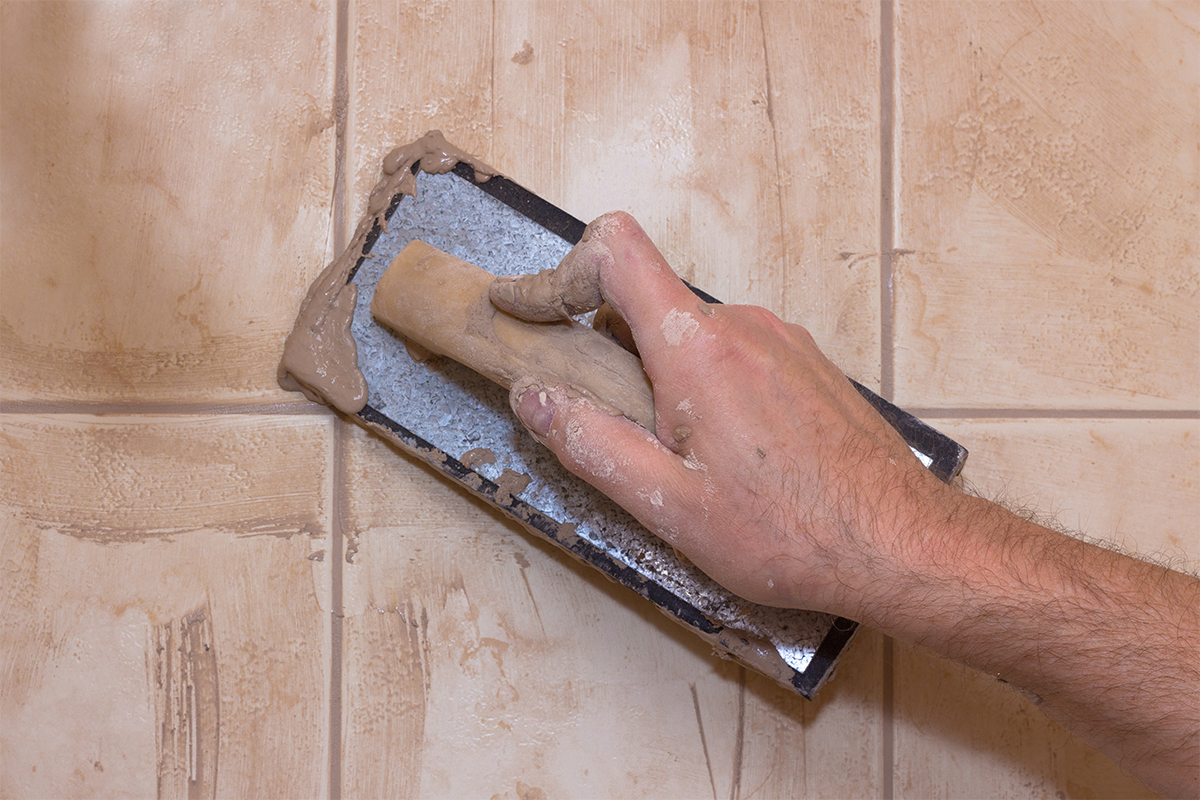Grout Replacement Services Repair